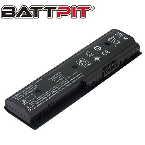 BattPit Batteria per HP MO06 M006 671731-001 671567-321 671731-001 672412-001 671567-831 HSTNN-YB3N HSTNN-LB3N TPN-P106 TPN-W106 Pavilion dv4-5000 dv6-7000 dv7-7000 Envy m6-1000 [6 Celle/4400mAh/48Wh]