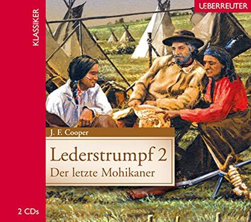Lederstrumpf 2 - CD: Der letzte Mohikaner