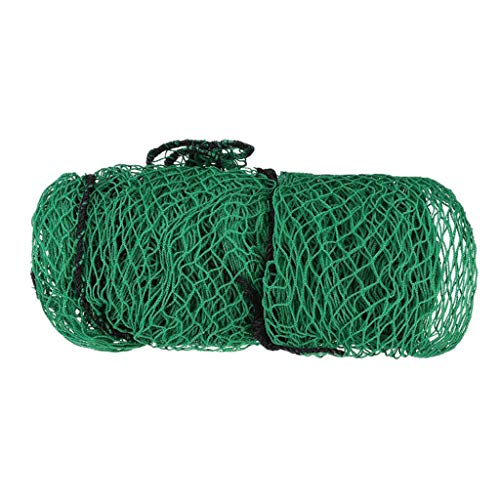 ZQQ Tragbares Golfnetz, Schwere Golf Net Zusammenklappbare Trainingshilfen Schaukel Praxis Outdoor Sports Net Für Kinder Mann Frauen 3M*3M