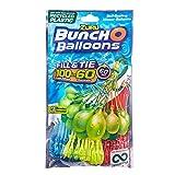 Zuru Bunch O Luftballons (Farbe kann variieren, 3 Bündel, 100 selbstbindende, schnell füllbare...