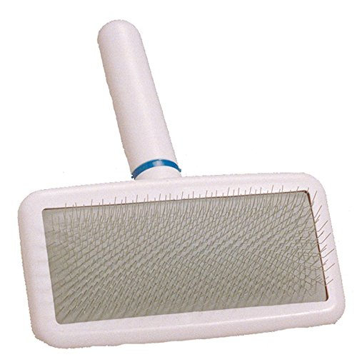 Doggyman Small White Slicker Brush