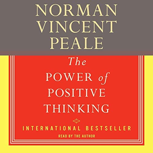 The Power of Positive Thinking audiobook cover art