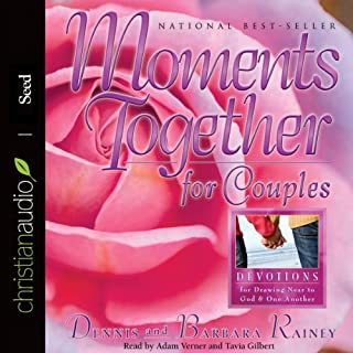 Moments Together for Couples audiobook cover art