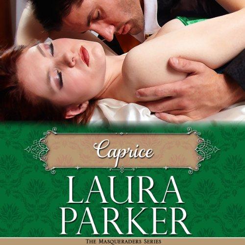 Caprice audiobook cover art