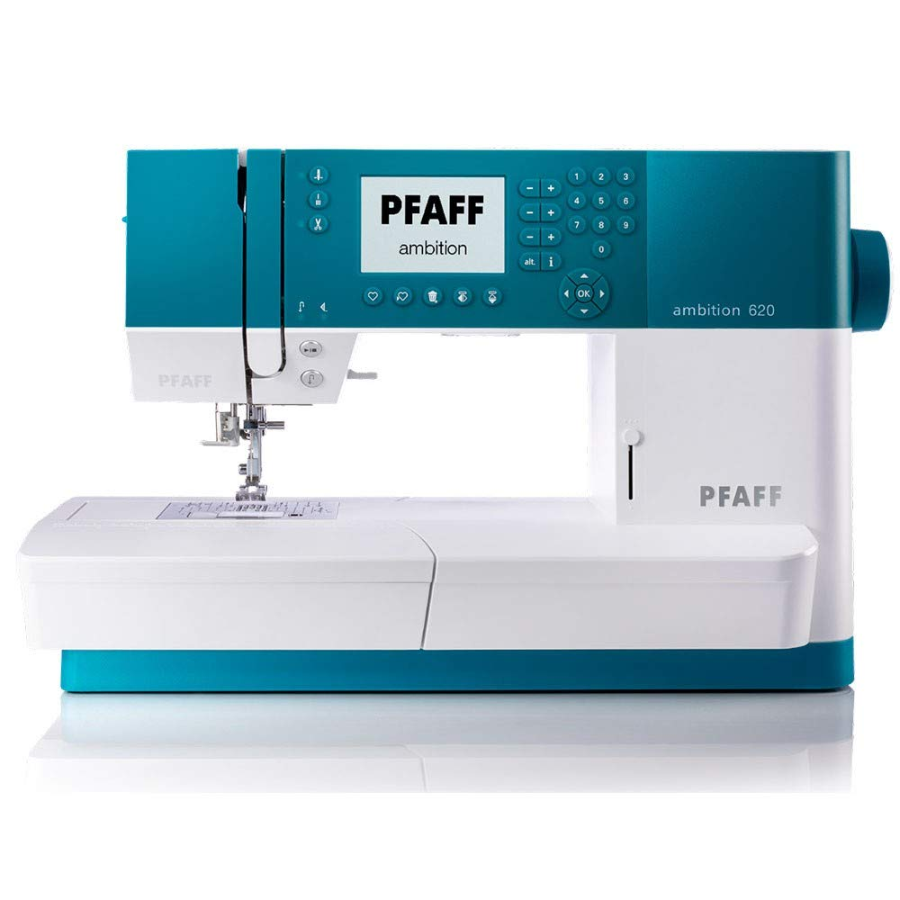 Pfaff Ambition 620 Sewing Machine Including Accessories: Amazon.co.uk: Toys & Games