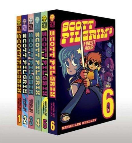 Scott Pilgrim Bundle Vs 1-6 by O'Malley, Bryan Lee (2010) Paperback
