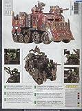 Warhammer 50-20. Carro de Guerra Orko