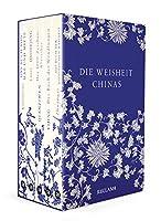 Die Weisheit Chinas: Yijing | Daodejing | Zhuangzi | Zhongyong | Qianziwen. Fuenf Baende in Kassette