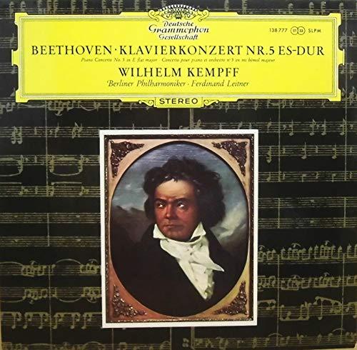 ベートーヴェン ピアノ協奏曲 第5番「皇帝」、