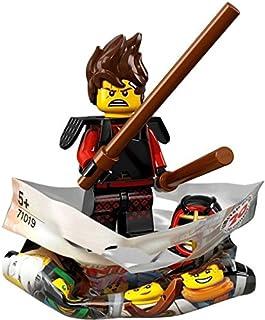 Lego Serie Ninjago Movie Kai con traje de kendo