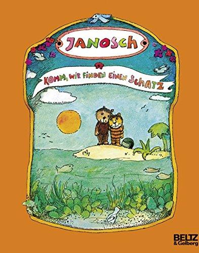 Komm, wir finden einen Schatz: Die Geschichte, wie der kleine Bär und der kleine Tiger das Glück der Erde suchen