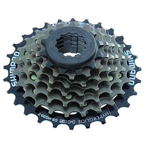 7 Speed Cassette CS-HG20-7 (Brown/ Black)