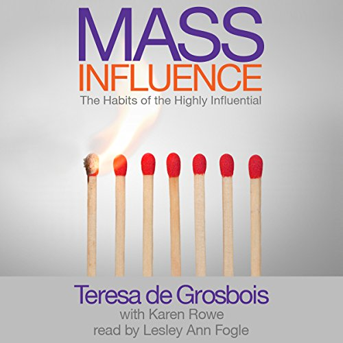 Mass Influence audiobook cover art