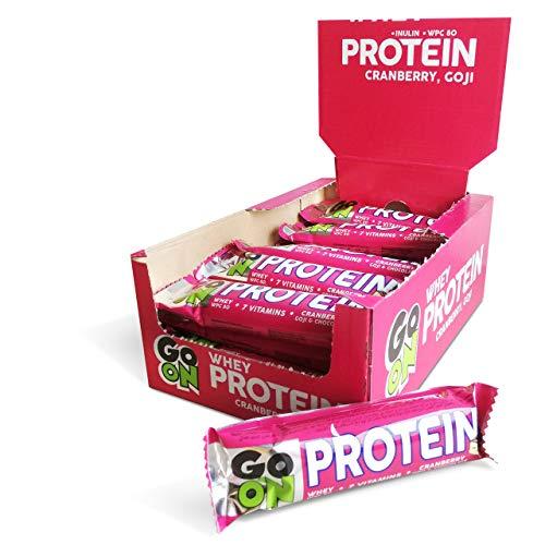 Go On Nutrition Protein Bar 20% - 1200 Gr