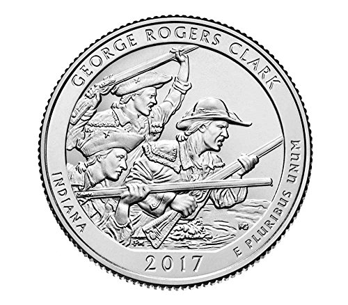 2017 D Bankroll of 40 – George Rogers Clark National Historical Park, IN Uncirculated
