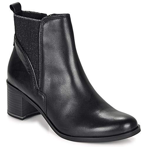 MARCO TOZZI Enkellaarzen/Low boots dames Zwart Enkellaarzen