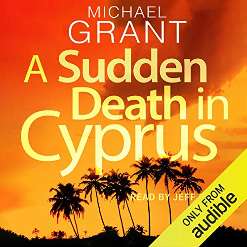 A Sudden Death in Cyprus cover art