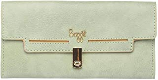 Baggit Lz Silvery Y G Women's Wallet (Green)