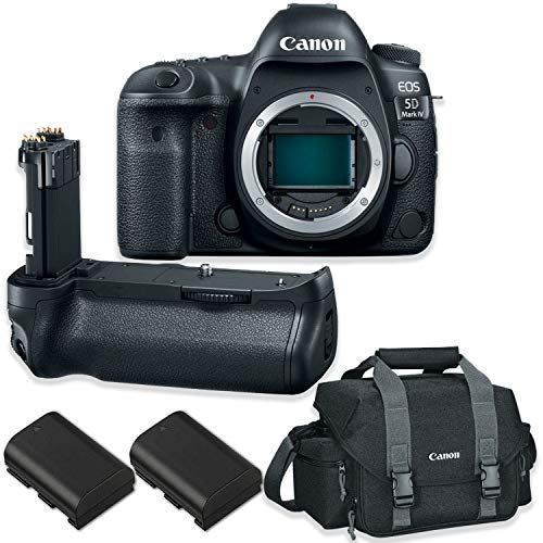 Purchase Canon EOS 5D Mark IV DSLR Camera Body Only Kit with Canon 300-DG Digital Gadget Bag + Repla...