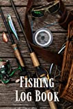 The Essential Fishing Log Book: The Ultimate Tackle Box Accessory. Fishing Log/Journal/Notebook: 120 Pages of 6' x 9' with Blank and Grid Paper for ... Record Your Favorite Fishing Adventures!