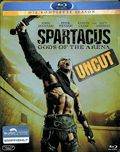 Spartacus - Gods of the Arena Limited Steelbook Edition Exklusiv - Blu-ray