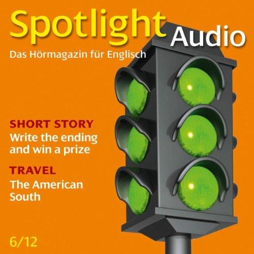 Spotlight Audio - The American South. 6/2012 cover art