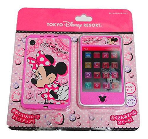 Disney(ディズニー)『東京ディスニーリゾート おしゃべりタッチフォン』