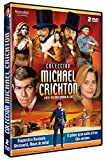 Colección Michael Crichton: Diagnóstico Asesinato (The Carey Treatment) + El Primer Gran Asalto al Tren (The First Great Train Robbery) + Almas de Metal (Westworld) + Ojos Asesinos (Looker) [DVD]