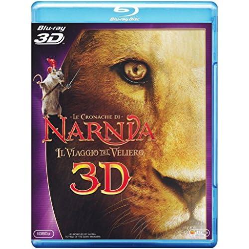 Le cronache di Narnia - Il viaggio del veliero 3D (Blu-Ray 3D/2D);The Chronicles Of Narnia  - The Voyage Of The Dawn Treader;The chronicles of Narnia: the voyage of the dawn treader