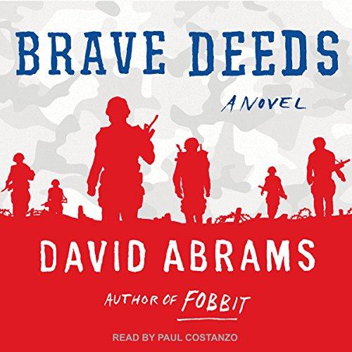 Brave Deeds audiobook cover art