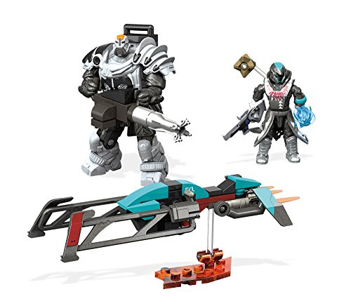 Mega Construx Destiny EV41 Racing Sparrow Building Set