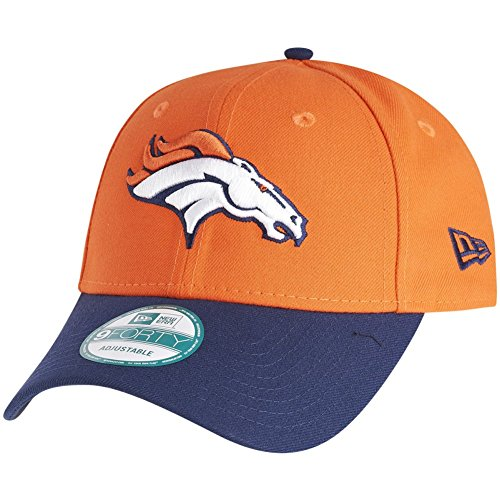 New Era 9Forty Cap - NFL League Denver Broncos orange