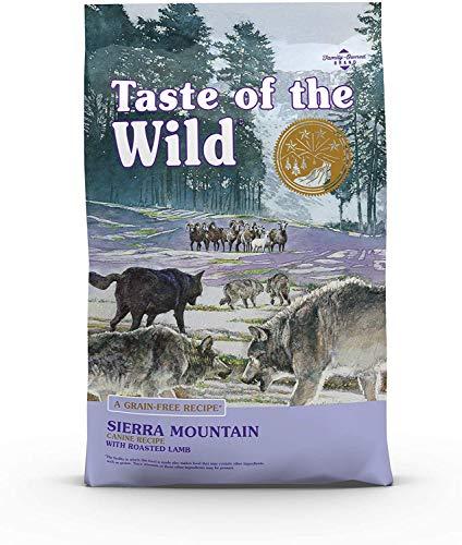 Taste Of The Wild pienso para perros con Cordero asado 12,2kg Sierra Mountain