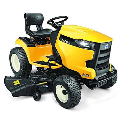 Cub Cadet XT1 Enduro Series V-Twin Kohler Hydro Lawn Mower with Cub Connect Bluetooth (ST 54 in. Fabricated Deck 24 HP)