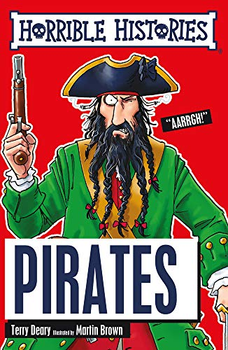 Pirates (Horrible Histories) by Terry Deary