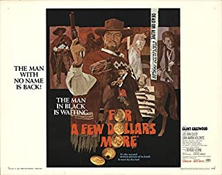 For a Few Dollars More 1967 Authentic 22