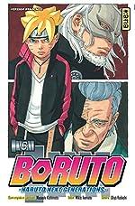 Boruto - Naruto next generations -, tome 6 d'Ukyo Kodachi