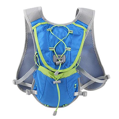 Keenso Sac à Dos de Sport ultraléger imperméable à l'eau à Haute densité(Bleu)