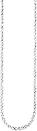 THOMAS SABO X0001-001-12 Charm Club Collier pour femme en argent 925 sterling