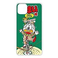 WHITENUTS うまい棒 iPhone11 Pro Max ケース クリア ハード プリント やさいサラダ味 (ub-007) TC-C0279083