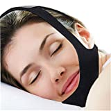 Premium Stop Snoring Chin Strap for Better Sleep