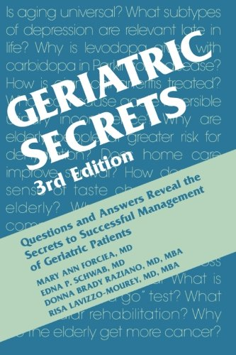 Geriatric Secrets, 3e