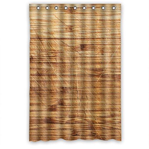 Doubee Personalisiert Peacock Wasserdichtes Duschvorhänge Shower Curtain 48