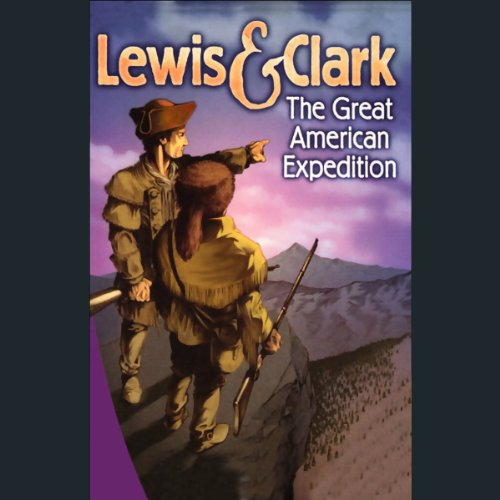 Lewis and Clark audiobook cover art