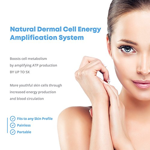 NuDerma Portable Handheld High Frequency Skin Therapy Wand