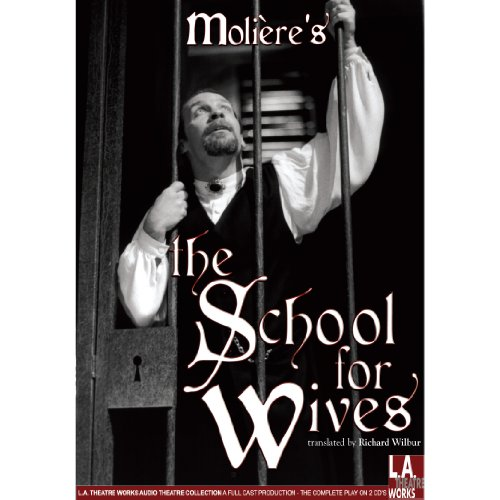 School for Wives audiobook cover art