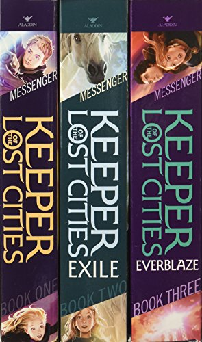 Keeper of the Lost Cities Collection Books 1-3: Keeper of the Lost Cities; Exile; Everblaze