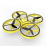 Lihgfw Gesture Smart Sensor Quadcopter Drone-Uhr-Floating-Fernbedienung Flugzeug-Spielzeug Smart Sensor-Uhr-Fernbedienung