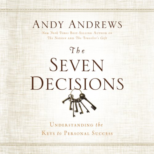 The Seven Decision audiobook cover art