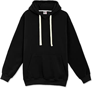 Mens Hipster Hip Hop Basic Sweatshirts Pullover Hoodie Jacket (Upto 6XL Plus)